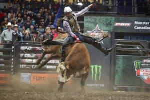 Jake Gardner bull rider