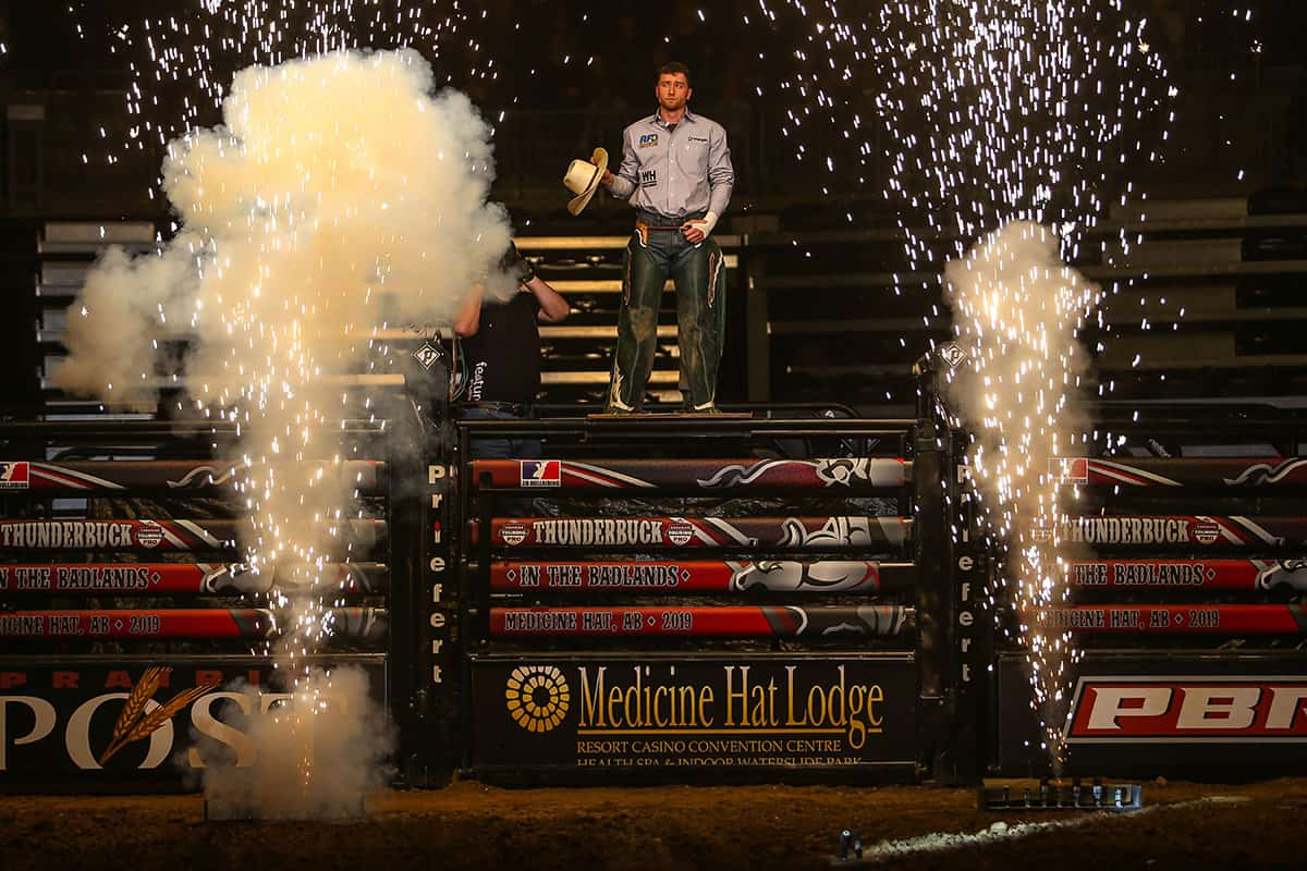 Rodeo Athlete Jordan Hansen