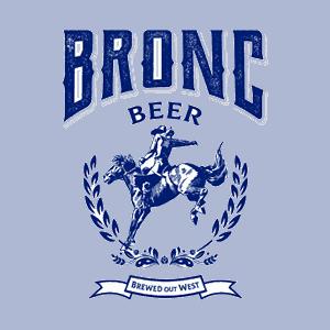 Bronc Beer