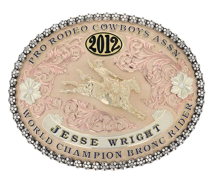 2012 Jesse Wright