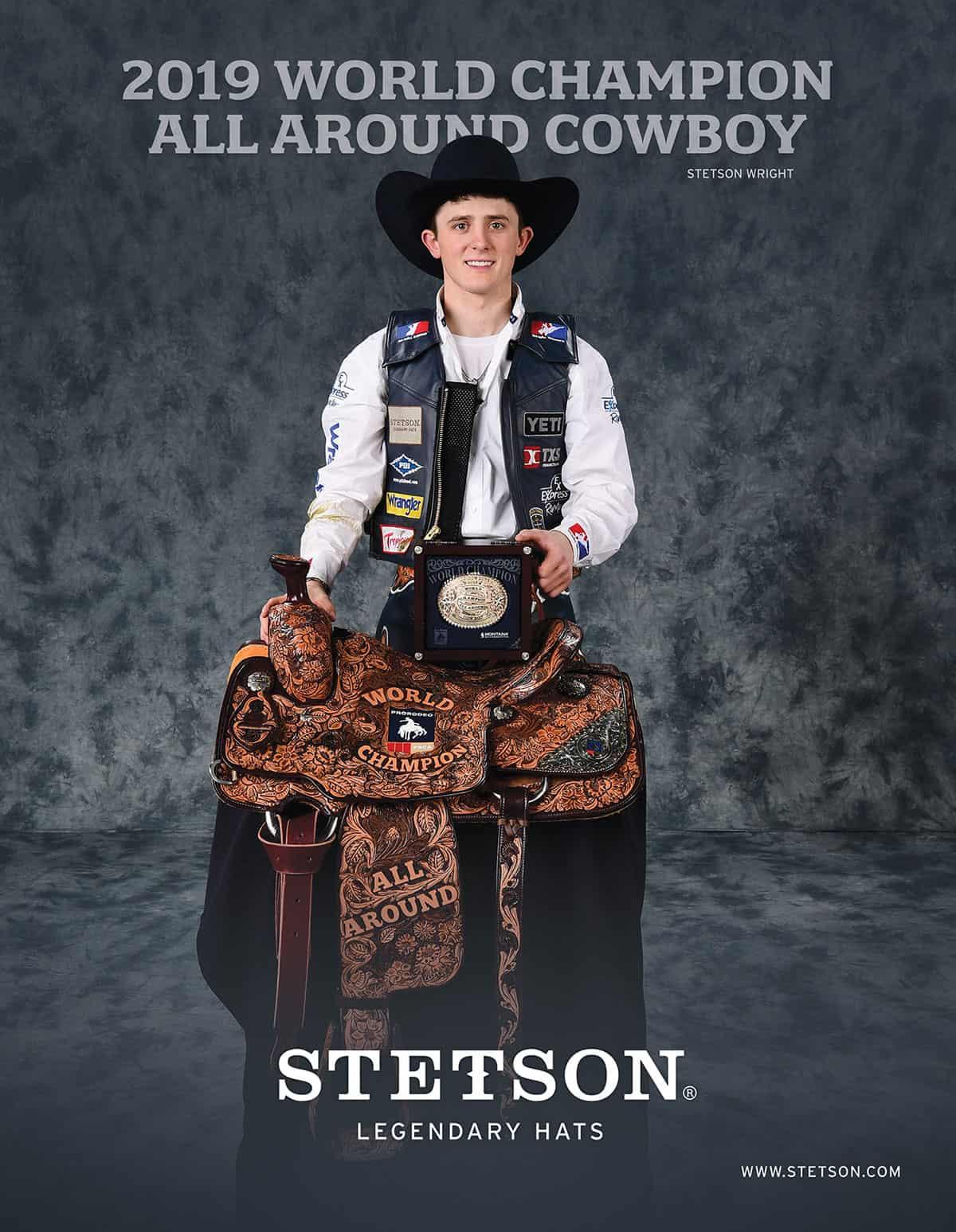 Stetson Wright