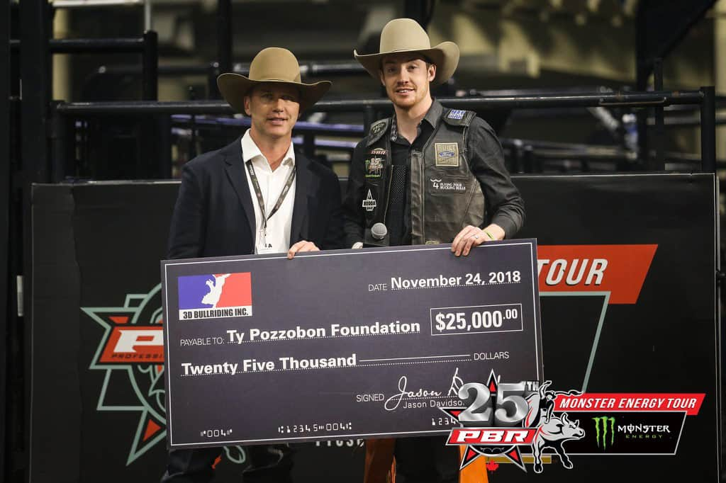 Jason and Tanner of 3D Bull Riding