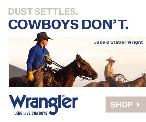 Wrangler ad for the Wringt Boys